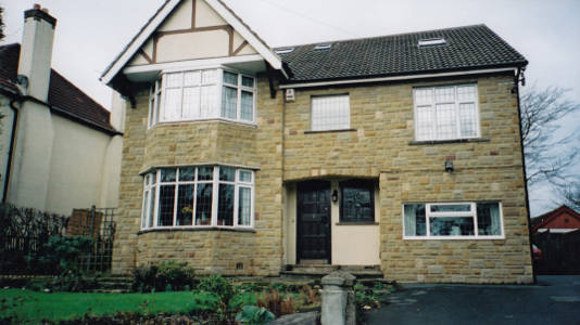 Yorkshire Stone Facing Case Studies